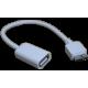 USB3.0 MICRO M TO USB A/F OTG