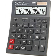12 DIGIT, DUAL POWER, TAX FUNCTIONS