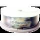 EG CD-R 52X 80MIN 25/CAKE BOX