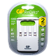 GP RECYKO ECO CHARGER 4PCS AA OR AAA 2HRS
