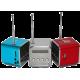 MULTIMEDIA MINI SPEAKER W/USB, TF, FM