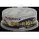 PLEOMAX DVD+R 1X-16X 25/CAGE