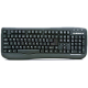 SAMSUNG KEYBOARD PS2 (BLACK)