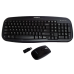 PLEOMAX WIRELESS KEYBOARD MOUSE 2.4G USB